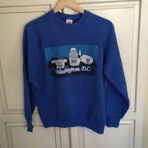 Other - Vintage 1980s Washington dc crewneck sweater